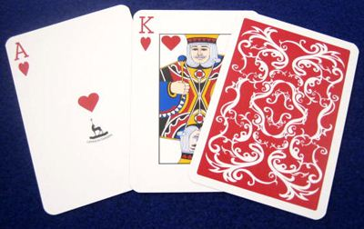 Anglo Poker Edition09 white/re